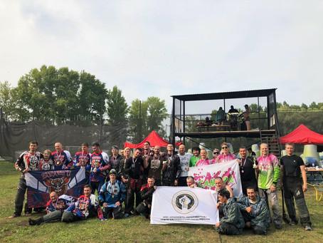 Спортивный пейнтбол в Уфе - Турнир ProShar Cup 2019