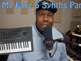 My Fave 5 Hardware Synths Pt. 2