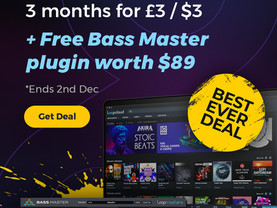 The Best 5 Black Friday Deals for DAW Musicians!!!
