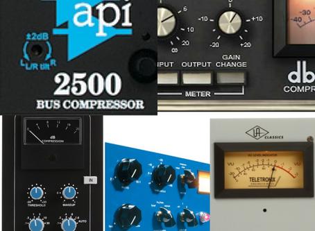 My Fav 5: Hardware Compressors