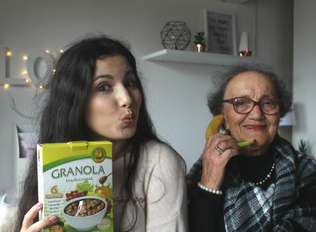 Avó VS. Neta: quem tem os snacks mais saudáveis?