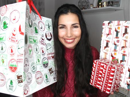 Presentes de Natal de última hora até 10€