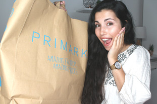 Primark: comprei 10 achados até 6€