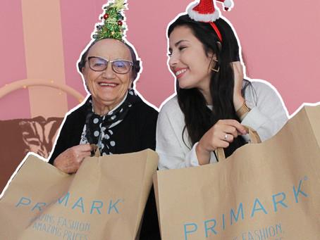 Avó vs. neta: quem fez as melhores compras de Natal?