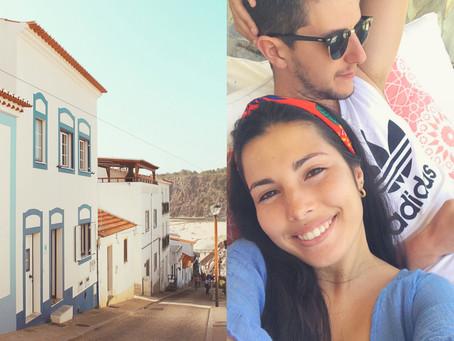 Vlog: mini-férias a dois por Odeceixe