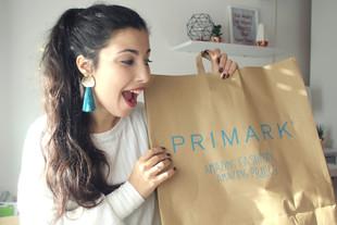 Primark: comprei 10 achados até 1,50€