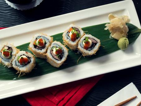 Desabafo do dia #1: aprender a gostar de sushi?