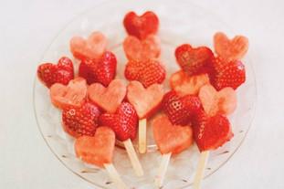 O presente saudável para o Dia de S. Valentim