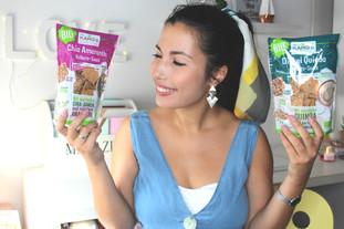 Os meus snacks saudáveis e baratos favoritos (e um sorteio)