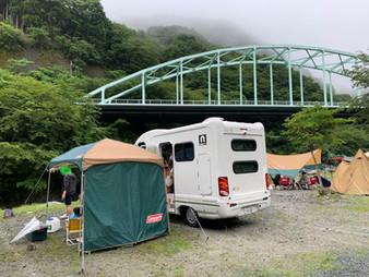 【コース例】鎌倉→西丹沢キャンプ場