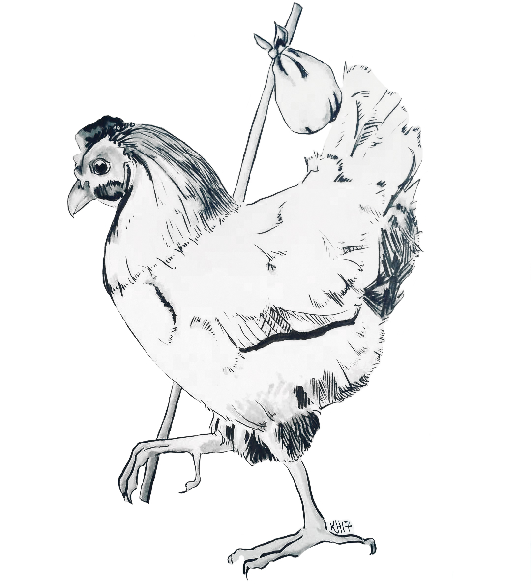 Bindle Chicken