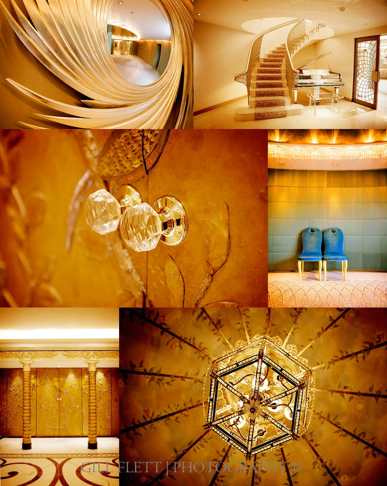 The Crystal Suite and Ballroom of the Dorchester