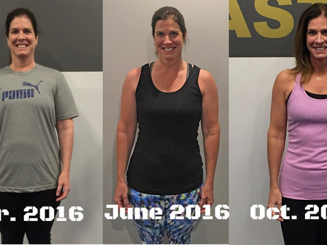 Spotlight on Lyn: Six months later and she is  still accomplishing amazing things!