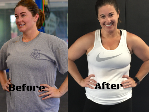 Meet Jamie Klosterman, an 8 Week Transformation Success Story!