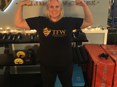 An 8 Week Transformation Success: Shannon Thomas