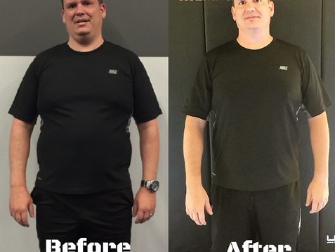 Meet Todd Linton: An 8 Week Transformation Success!