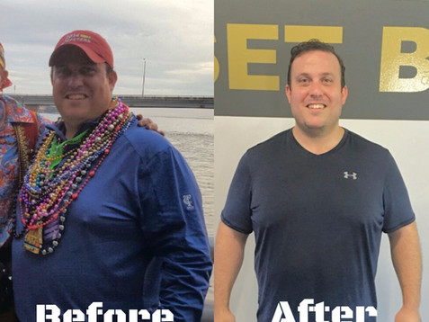 Meet Marc Massaro, an 8 Week Transformation Success Story!