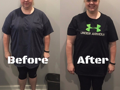 Meet Heather Knouse, an 8 Week Transformation Success!