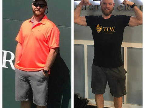 Check out how Brian lost 30+ lbs (!) of Fat in just 3 Months: