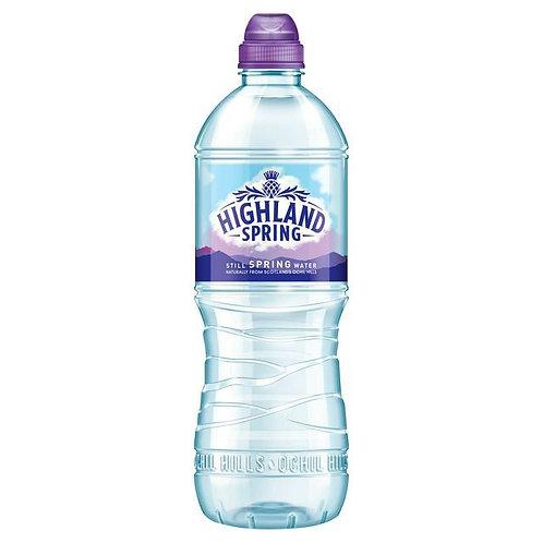 Highland Spring Water 750ml Bottle