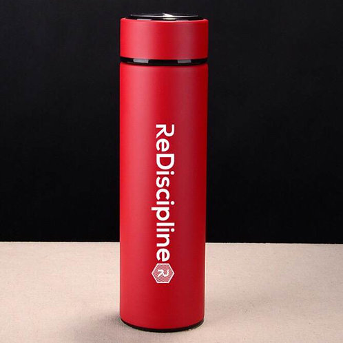 Stainless Steel Thermal Double Wall Water Bottle Flask
