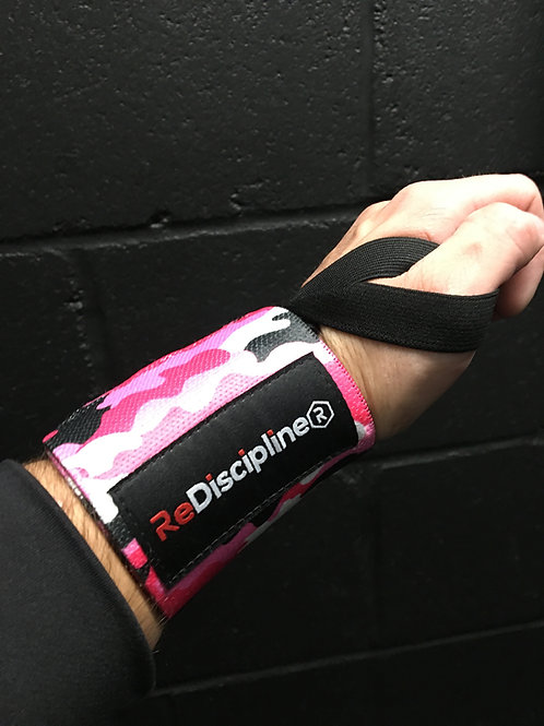 Female Womens Wrist Strap Support Weight Lifting Wrist Support