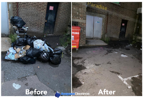 Acepace Clearence Waste removal retail r