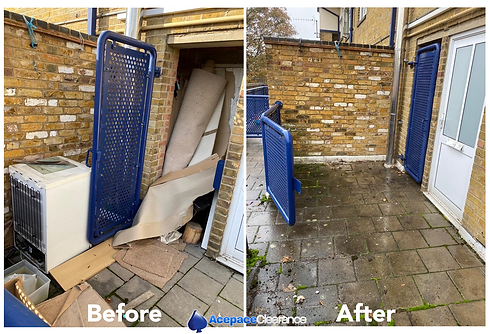 Acepace Clearence Waste removal berkhams