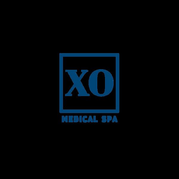 Navy Framed XO Med Spa Logo.png