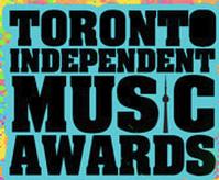 TORONTO INDEPENDENT MUSIC AWARDS NOMINATION!