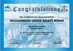 shafi award