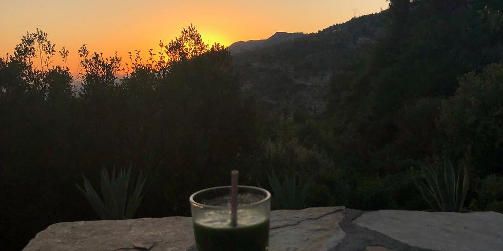 Juicy Mountain Retreat