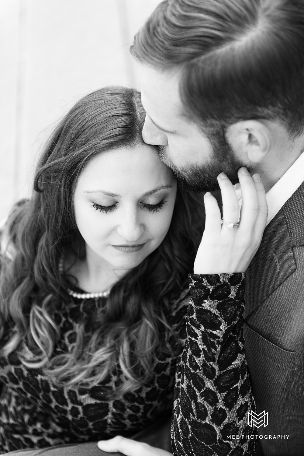 Modern engagement photography in PIttsburgh