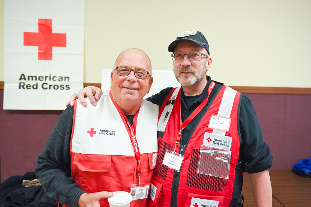 Sound the Alarm Red Cross Event near Pittsburgh