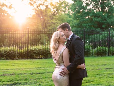 Kacie & Bryce: Hartwood Acres & Pittsburgh Engagement