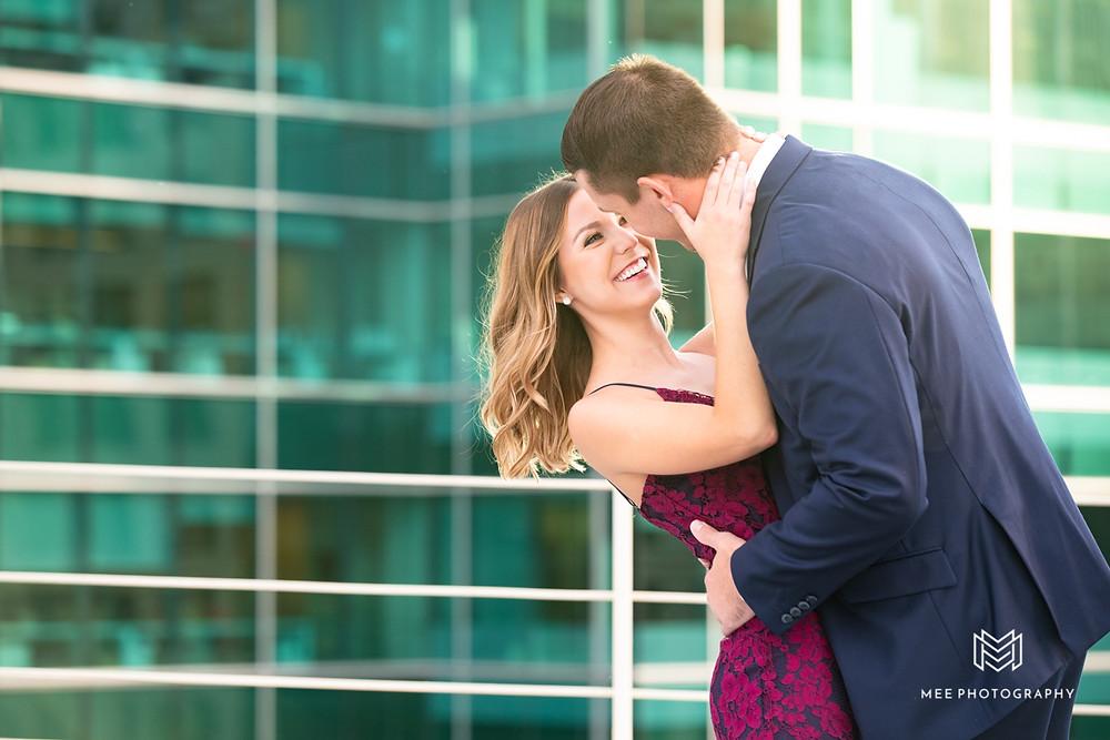 Pittsburgh, Pennsylvania engagement and wedding photographer