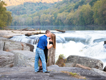 Fairmont West Virginia Engagement