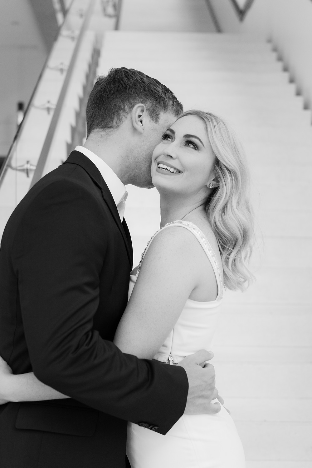 Fairmont Hotel Pittsburgh engagement session