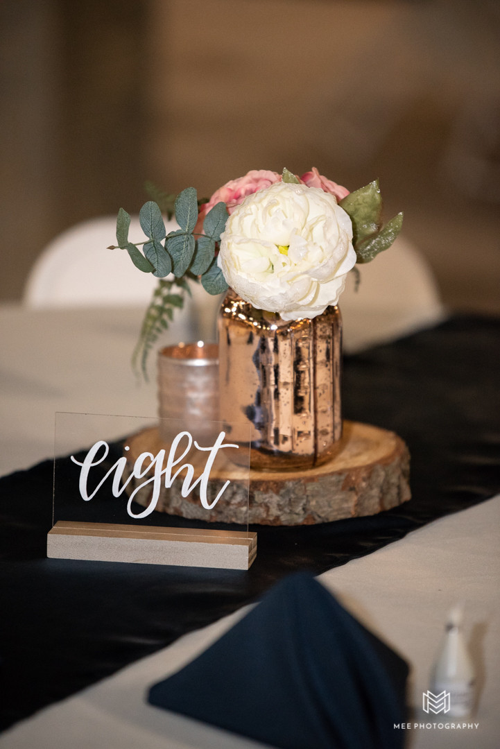 Centerpiece by Simply Sweet Cakes