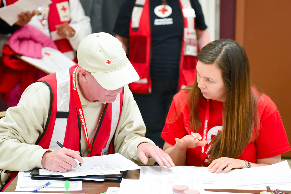 Red Cross Sound the Alarm Event in Pittsburgh