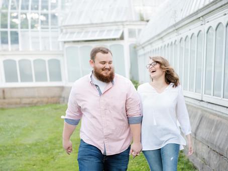 Engagement: Gingie & Ryan