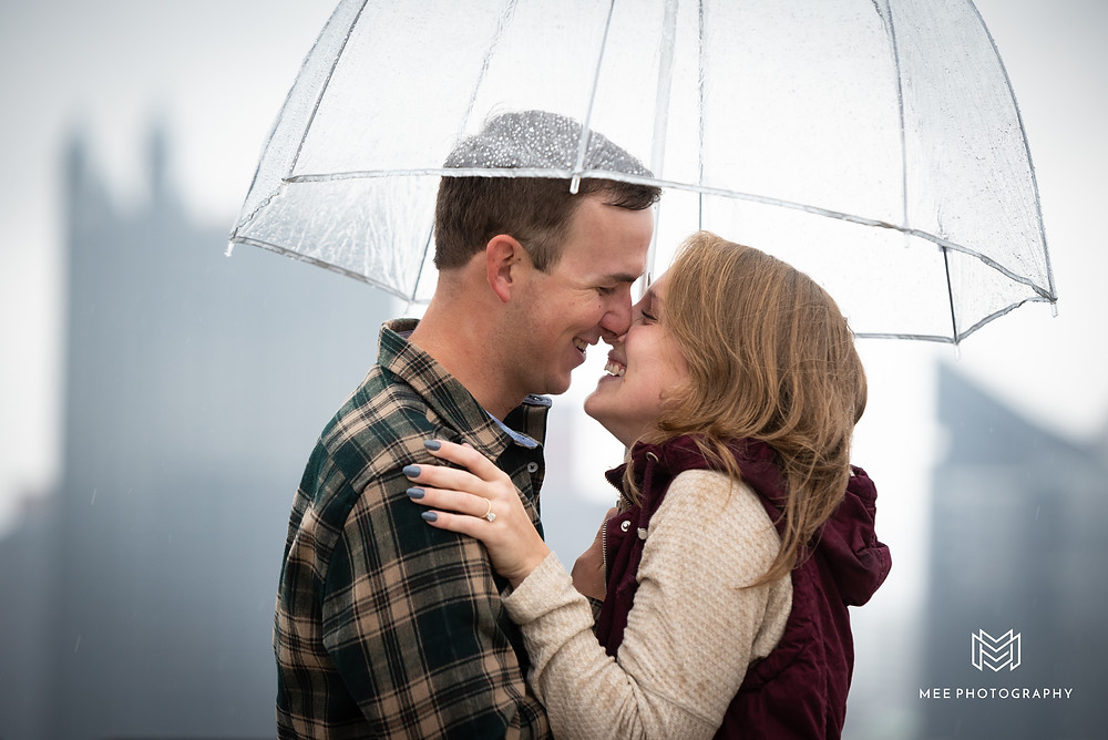 Proposal photographer in Pittsburgh and the tri-state area