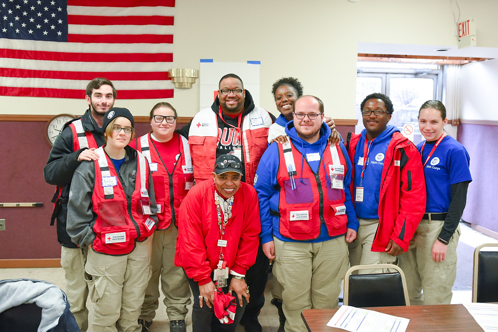 Red Cross serving Aliquippa, PA