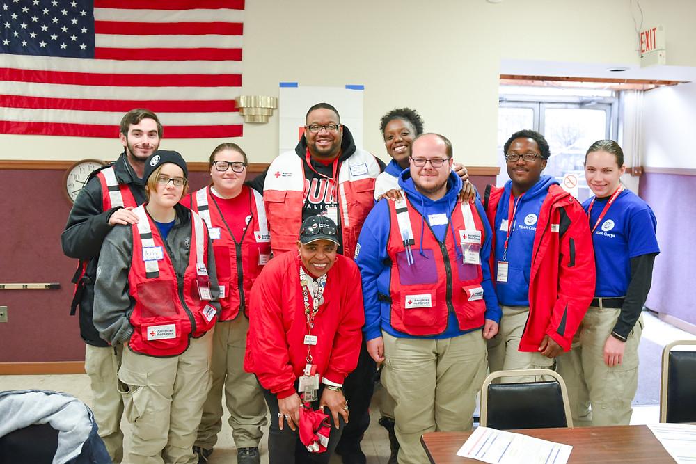 Red Cross serving Aliquippa, PA
