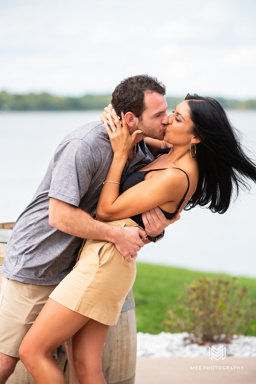 Columbiana, Ohio wedding and engagement photographer