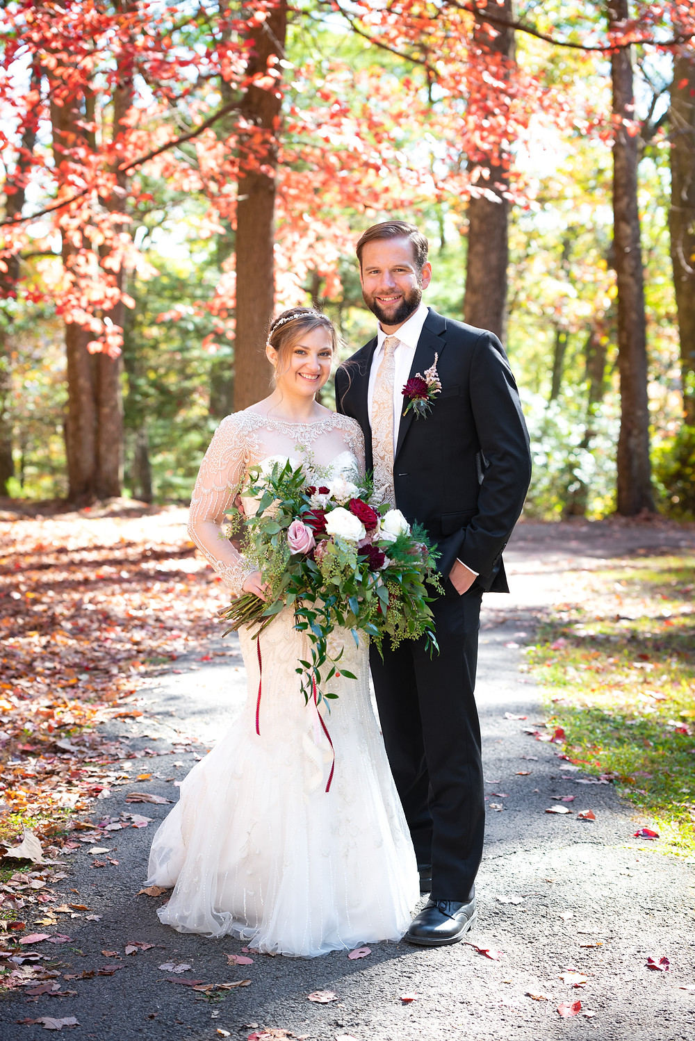 Coopers Rock State Park Wedding