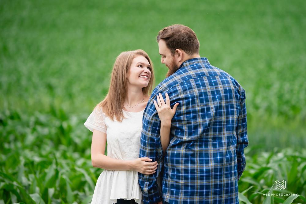 Chanteclaire Farm wedding photographer