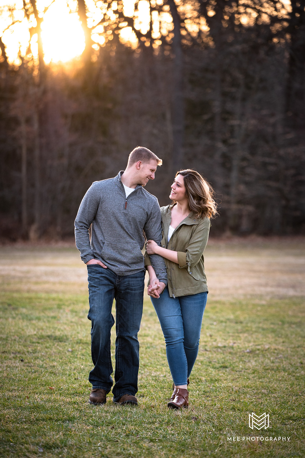 Pittsburgh engagement and wedding photographer