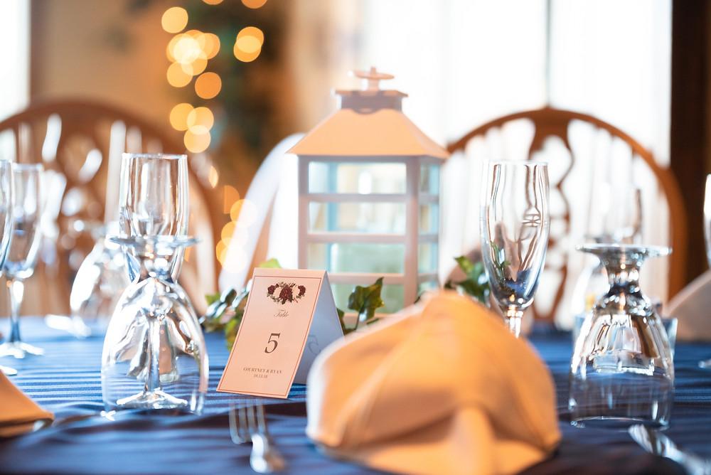 Morningside Inn reception space
