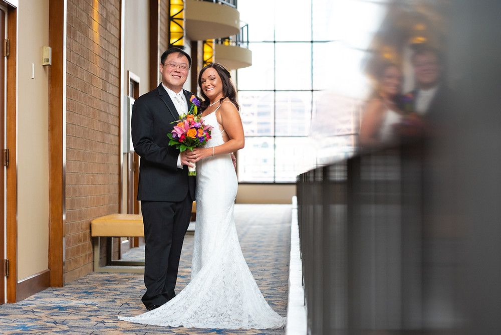 Sheraton Pittsburgh Hotel Wedding
